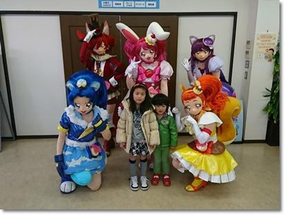 キラキラプリキュアアラモード♪ カブ子のお気に入りはキュアマカロン(^^)