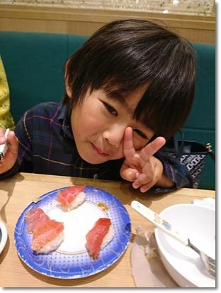 磯のがってん寿司にて♪