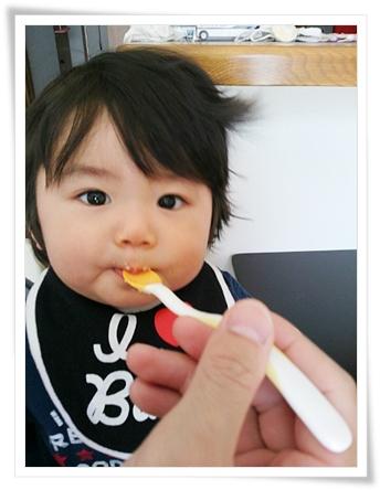 納豆粥、ぱくぱく♪