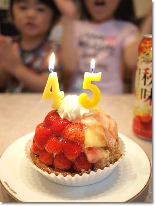 カブ子とユラからのHappy Birthday♪