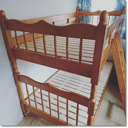 2段ベッド♪