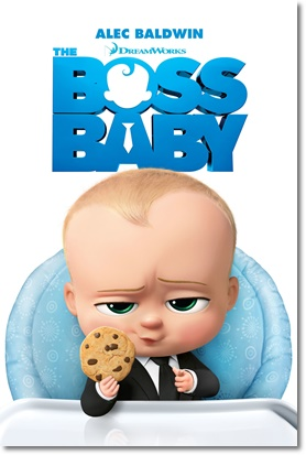 ボス・ベイビー♪