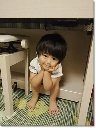 おトイレ中(^^;